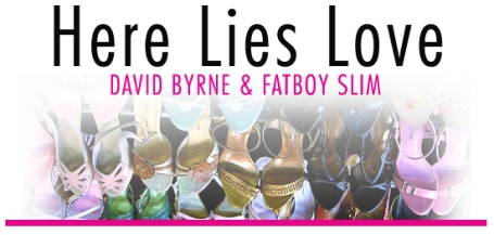 A WOMAN OF SHOES | David Byrne & Fatboy Slim