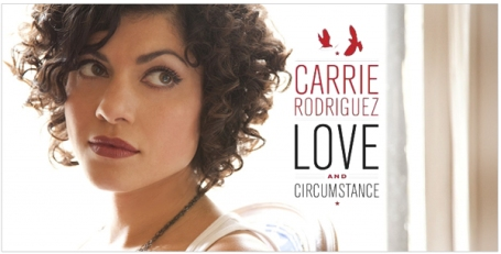 IT'S ALL ABOUT LOVE | Carrie Rodriguez