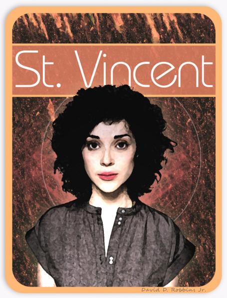 A SAVAGE BEAUTY | Annie Clark (St.Vincent)