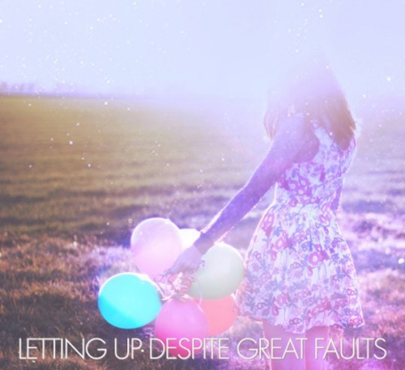 LETTING UP DESPITE GREAT FAULTS | Stand Still