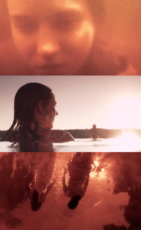 """Poliça have a new video for the song """"Warrior Lord"""", from off the band's upcoming October 22nd LP release, """"Shulamith"""". The video was directed by Isaac Gale ... - polica1"""